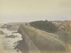 Ramparts, Point de Galle.